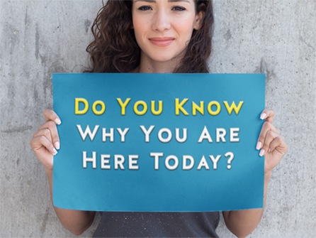 Do you know why you are here today?