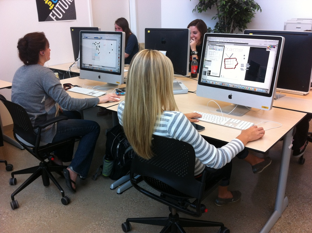 Blog Image: Path to Success for Graphic Design Students